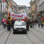 Alternativer 1. Mai - Mayday Linz 2014 (Foto Diabl)