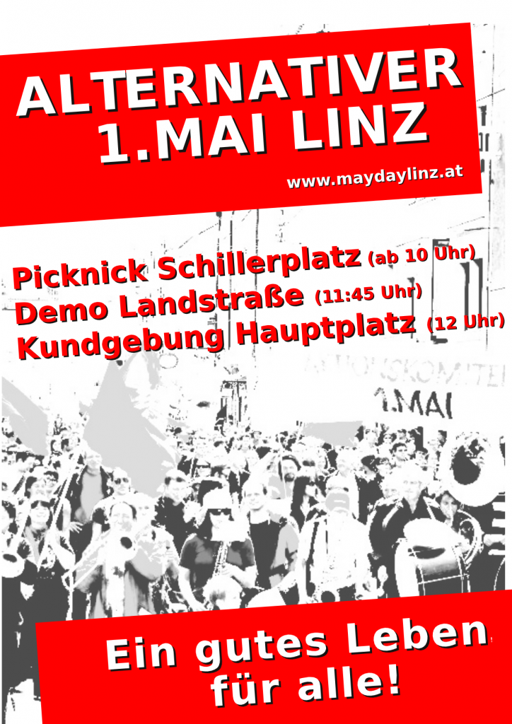 Plakat maydaylinz 2013