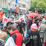 Alternativer 1. Mai - Mayday Linz 2016 (Foto Scheinost)