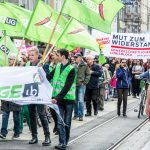 Alternativer 1. Mai - Mayday Linz 2019 (Foto Scheinost)