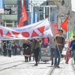 Alternativer 1. Mai - Mayday Linz 2017 (Foto Scheinost)