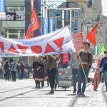 Alternativer 1. Mai - Mayday Linz 2017 (Foto Scheinost)