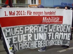 Alternativer 1. Mai 2011 06