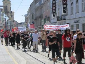 Alternativer 1. Mai 2012 09