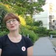 Teresa Griesebner ist in der Junge Linke Oberösterreich aktiv. Sie ist auch Mitglied im Bundesvorstand Junge Linke.