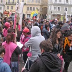 Alternativer 1. Mai - Mayday Linz 2015 (Foto Scheinost)