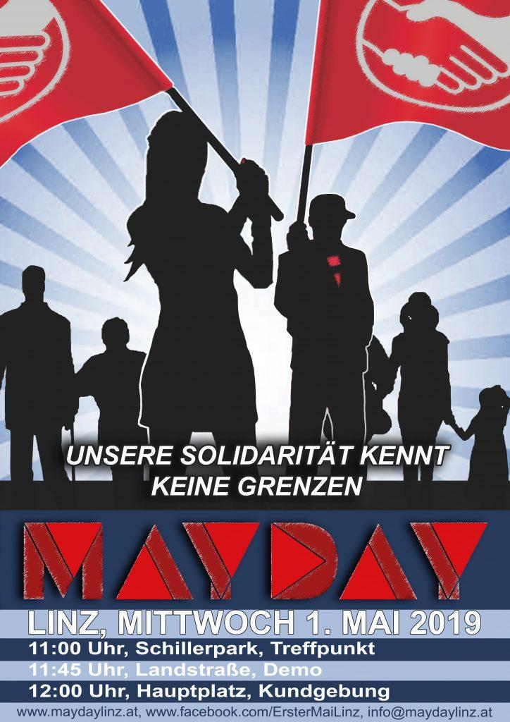 Motiv Mayday 2019