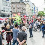 Alternativer 1. Mai - Mayday Linz 2018 (Foto Scheinost)